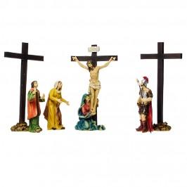 Crocifissione Presepe della Passione