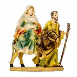 Scena Cerca Alloggio Maria e Giuseppe