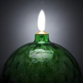 Lampada in Cristallo per Cera Liquida