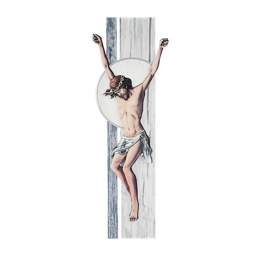 Crocifisso con Sagoma di Cristo