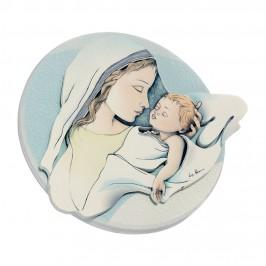 Quadretto Madonna con Bambino