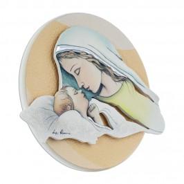 Quadro su Base Tonda Maternità