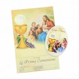 Confezione Pergamena Comunione