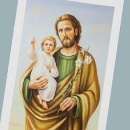 Immaginetta San Giuseppe 100 pezzi