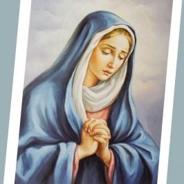 Santino Madonna Addolorata 100 pezzi