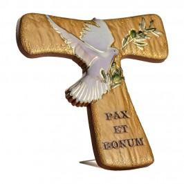 Magnete Croce Pax Et Bonum