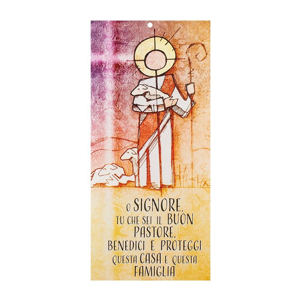 Benedizione della Famiglia Buon Pastore