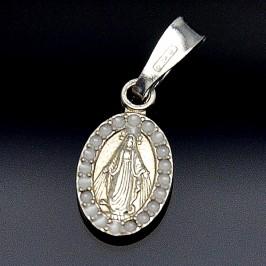 Medaglia Miracolosa in Argento