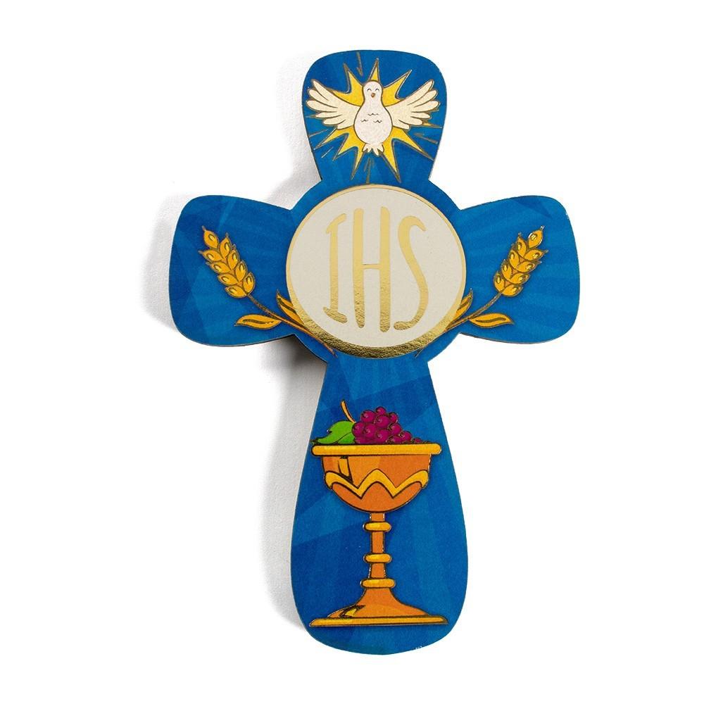 Croce con Diploma Prima Comunione