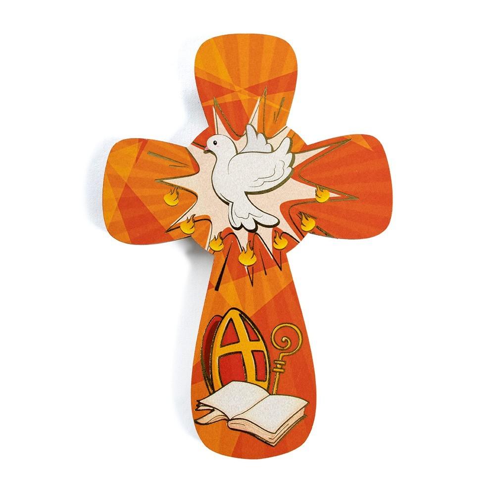 Croce con Diploma per la Cresima