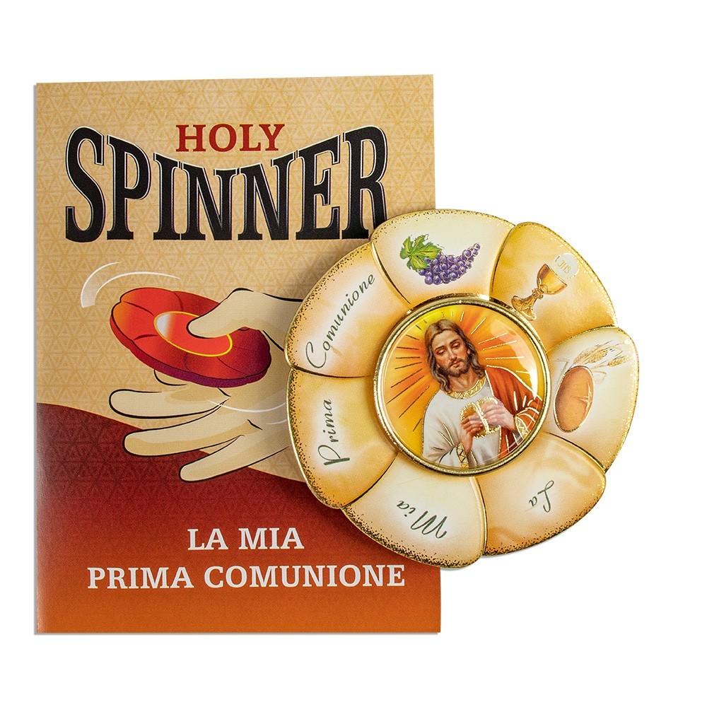 Magnete Spinner Prima Comunione