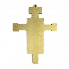 Croce Comunione Gesù con Diploma
