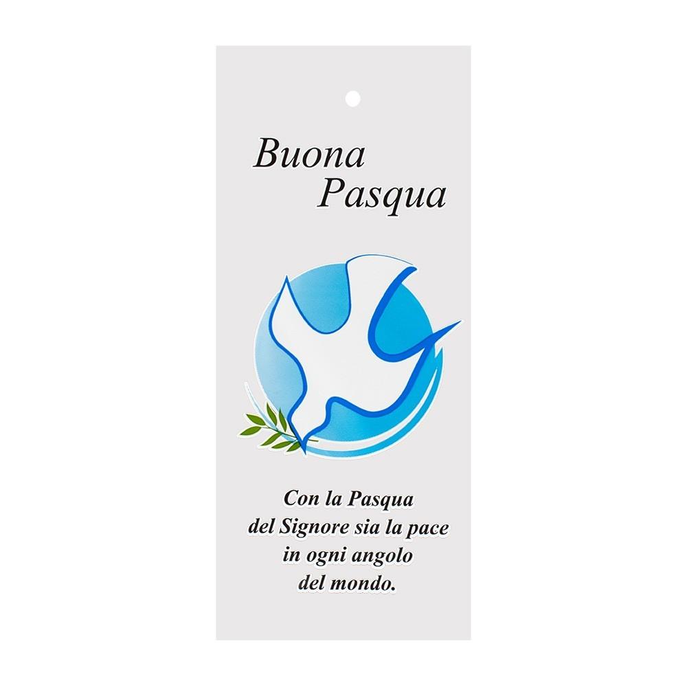 Busta Palme con Colomba della Pace