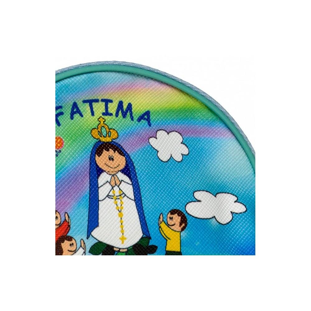 Portarosario Immagine Madonna di Fatima