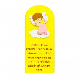 Quadretto con Angioletto e Preghiera