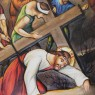 Via Crucis Stampa su Tela