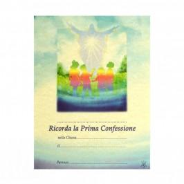 Pergamene Confessione in Confezione