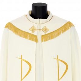 Piviale Liturgico con Frangia