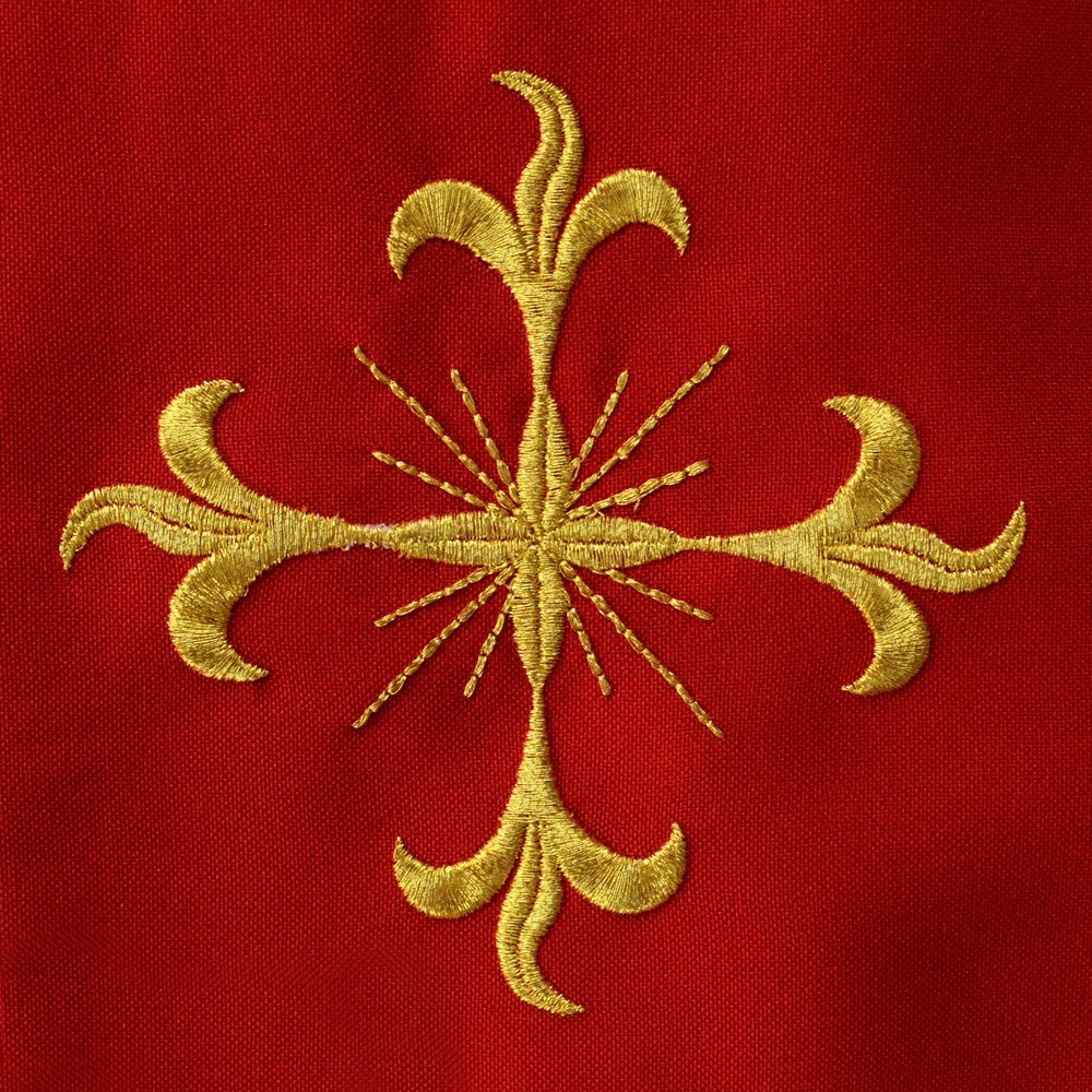 Piviale rosso