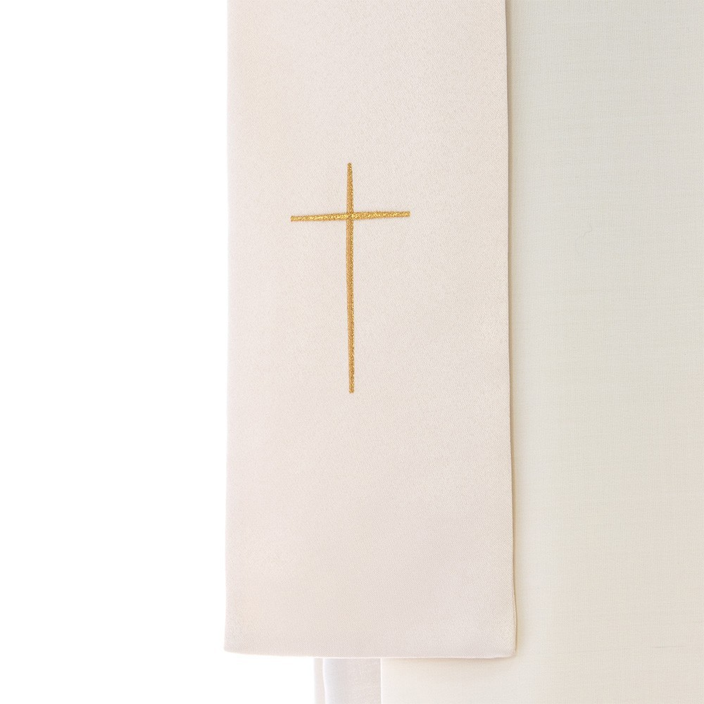 Piviale per Sacerdote Ricamato