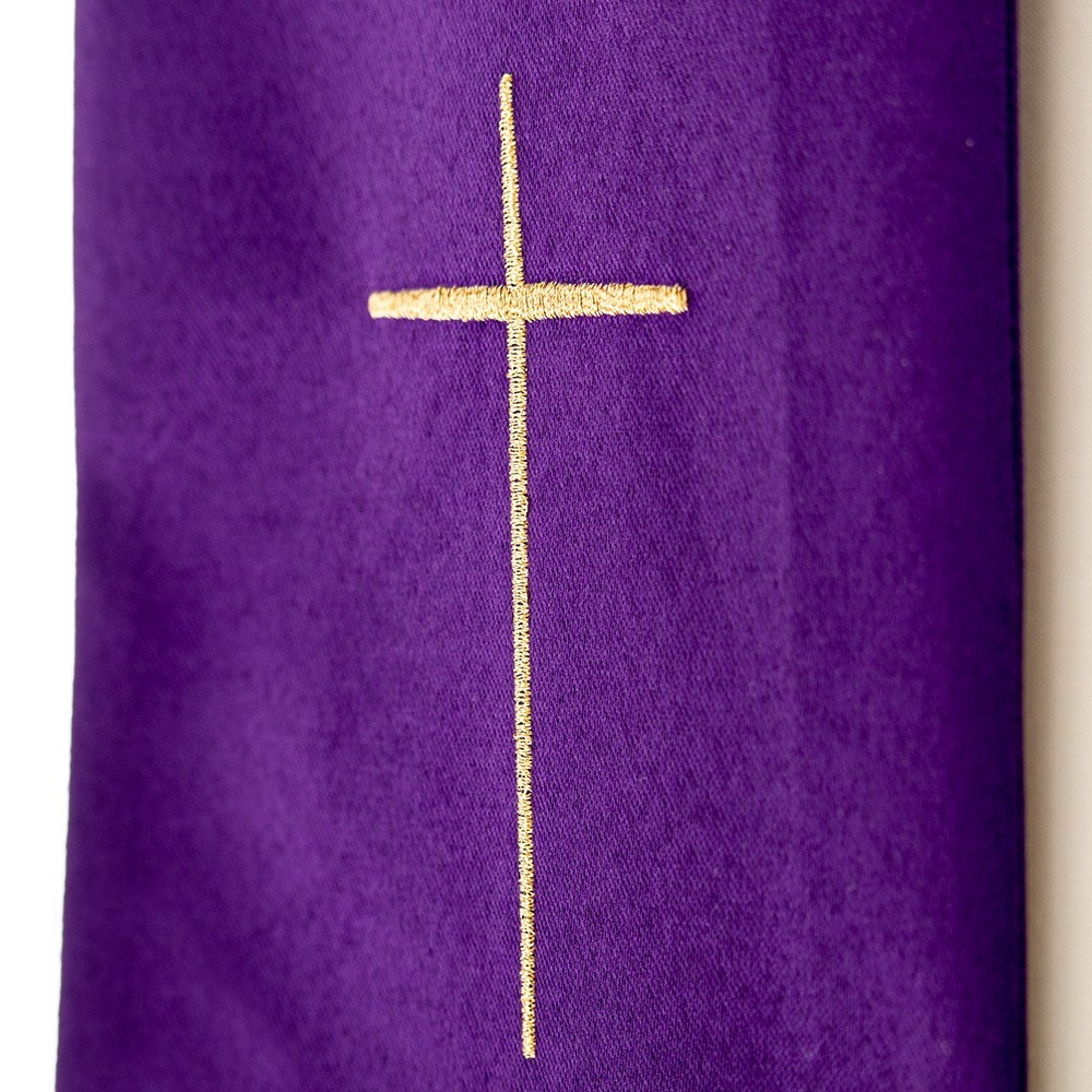 Piviale Liturgico Ricamato