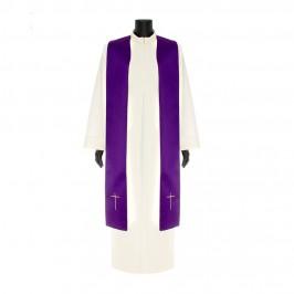 Piviale Viola per Sacerdote