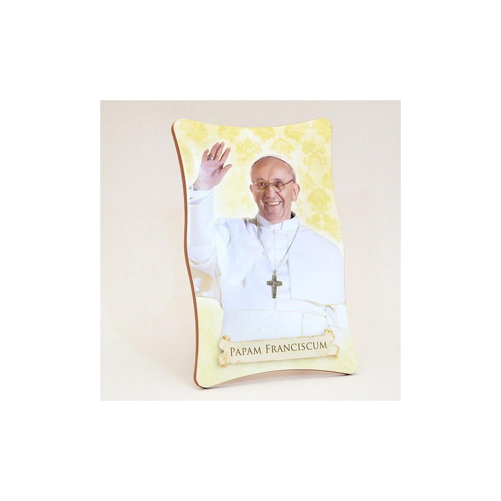 Quadro Papa Francesco