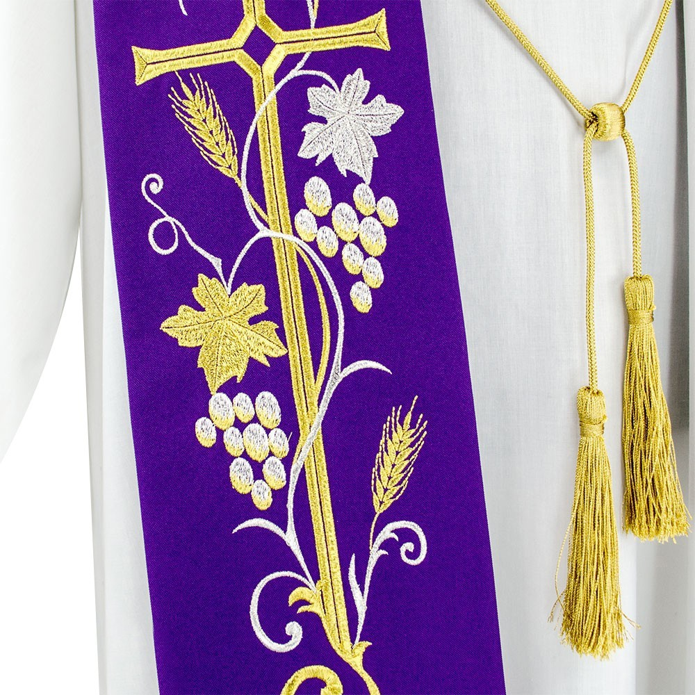 Stola Sacerdotale in Poliestere