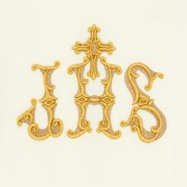 Dalmatica Liturgica Ricamo JHS