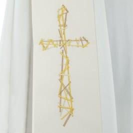 Stola Sacerdotale con Croce Stilizzata