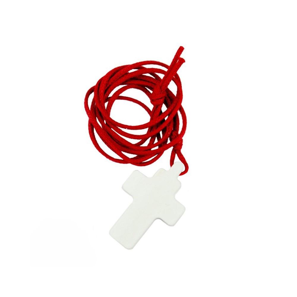 Croce in Legno d'Ulivo Cresima