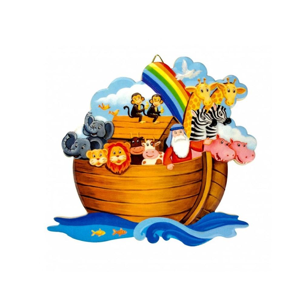 Quadretto Arca di Noè