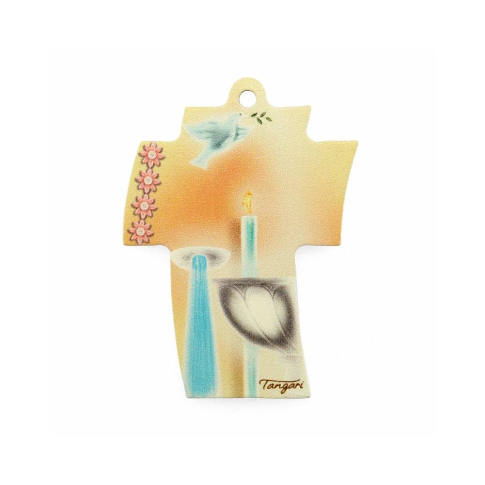 Pendente Croce Battesimo