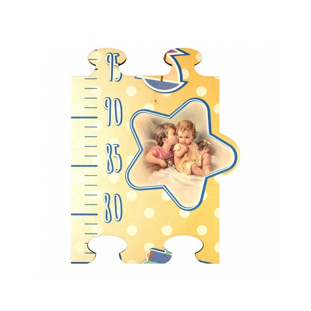 Puzzle in Legno con Scatola Regalo