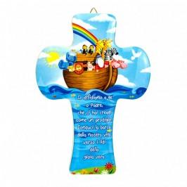 Croce per Cameretta Arca di Noè