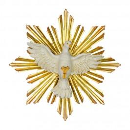 Colomba Spirito Santo con Raggiera