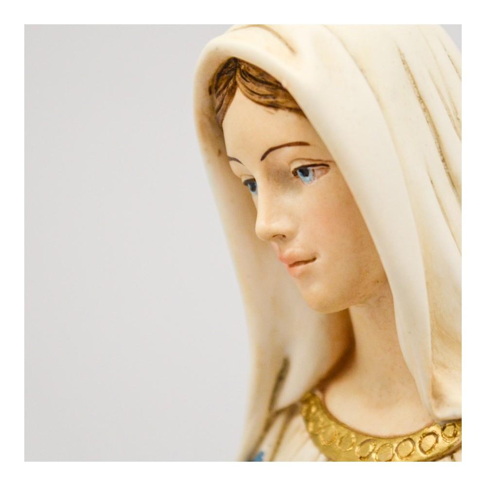 Madonna Miracolosa resina
