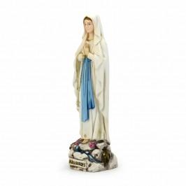Madonna di Lourdes cm 22