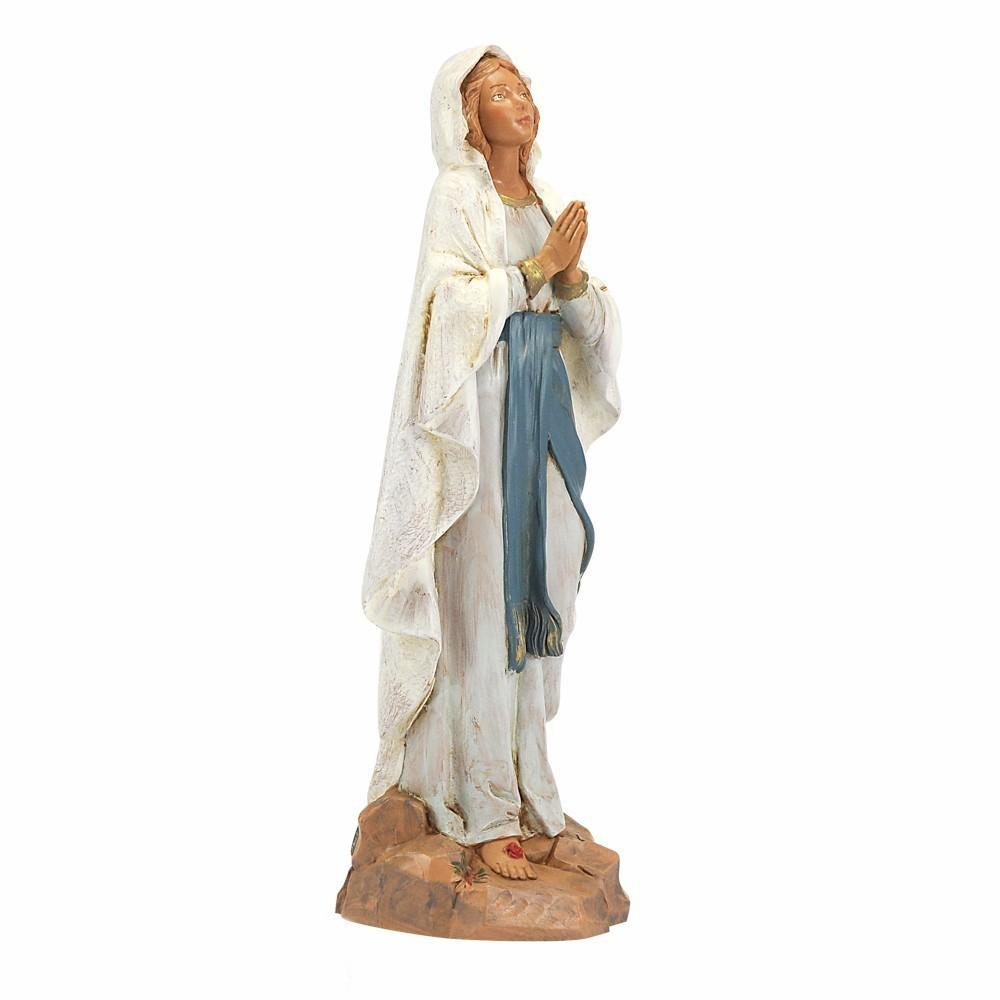 Statua Madonna di Lourdes Fontanini