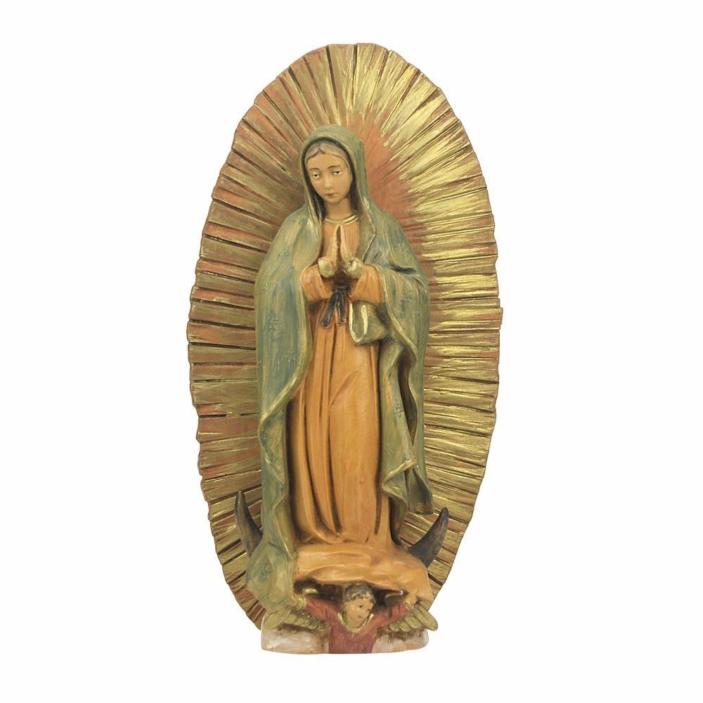 Madonna di Guadalupe Fontanini cm 18
