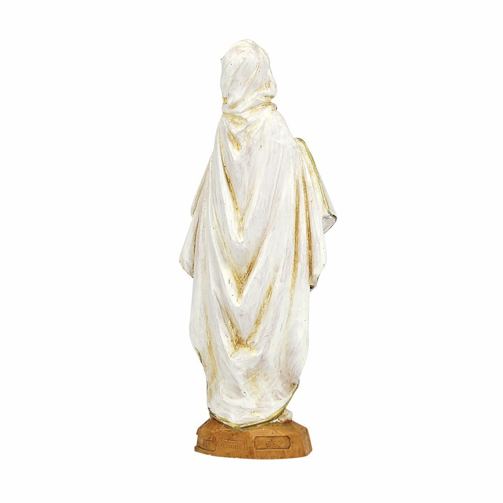 Madonna di Lourdes Fontanini 17 cm