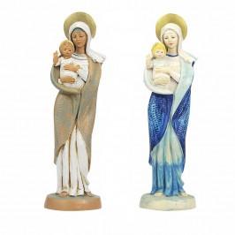 Madonna delle Nevi Fontanini 17 cm
