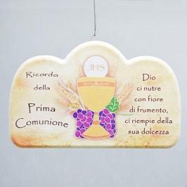 Quadretto Sacramenti a Cupoline