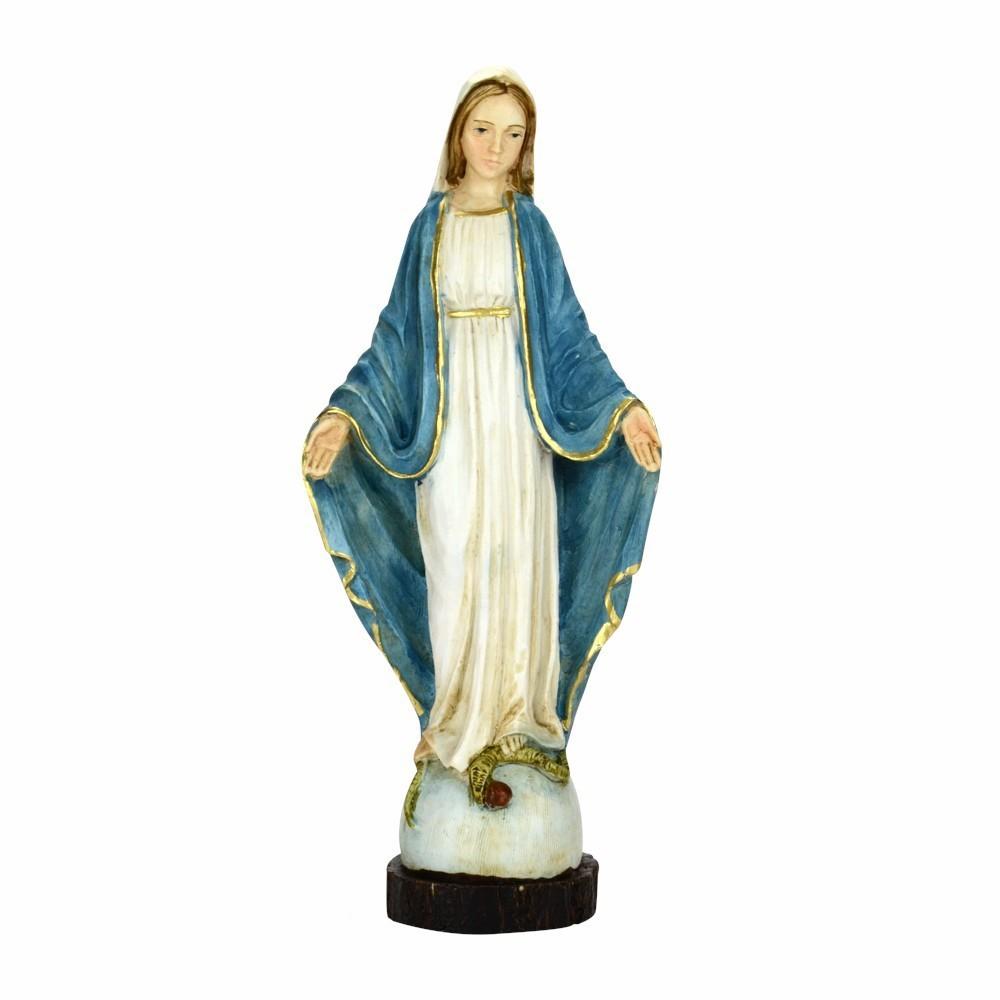 Statua Madonna Miracolosa 25 cm