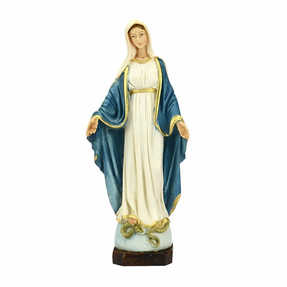 Statua Madonna Miracolosa 20 cm