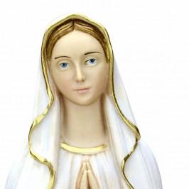 Statua Madonna di Lourdes cm 40