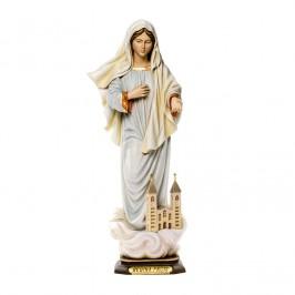 Statua Madonna Medjugorje in Legno