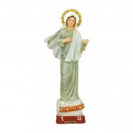 Statua Madonna Medjugorie Confezione Regalo