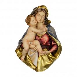 Rilievo Madonna con Bambino