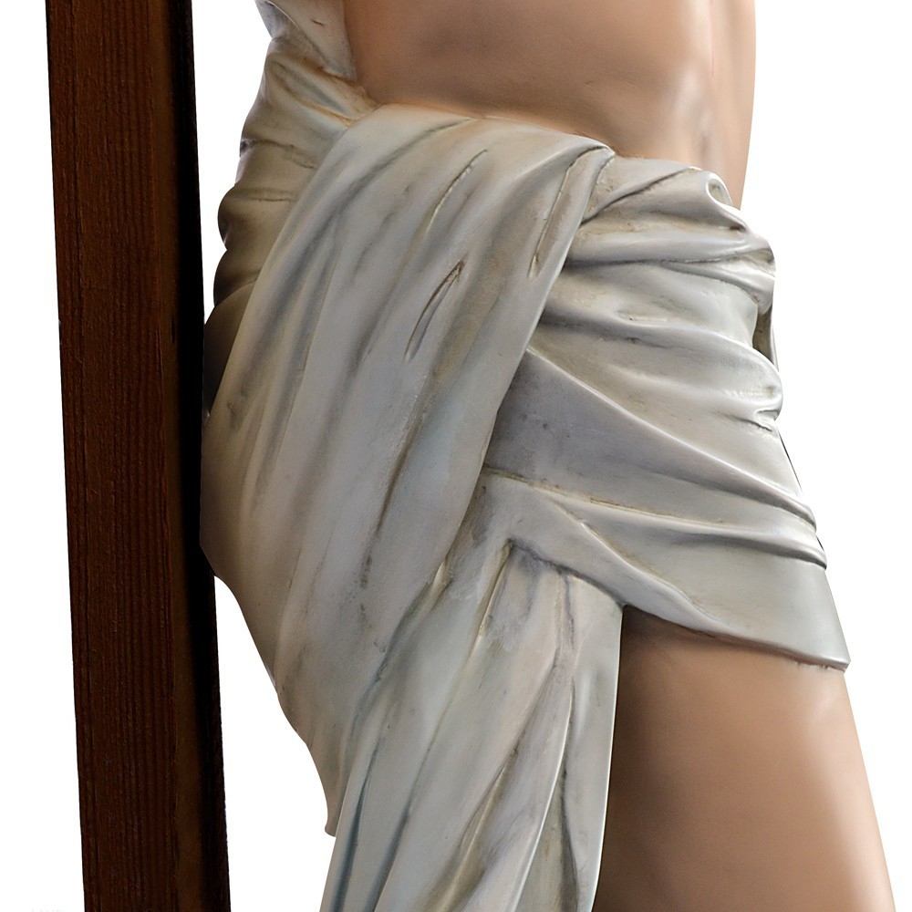 Corpo di Cristo in Vetroresina 180 cm